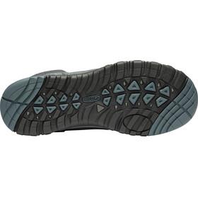 Keen Terradora Wintershell - Calzado Mujer - gris/Azul petróleo